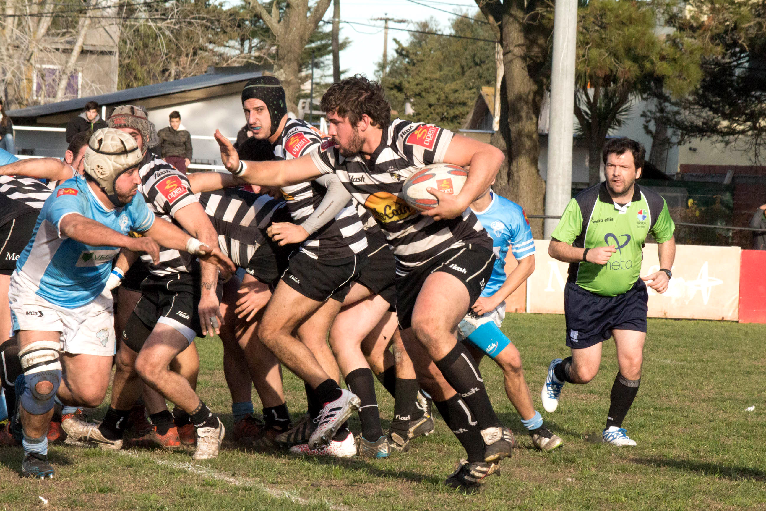 Sporting sigue siendo el dominador del Regional. (Foto: Prensa URMDP)