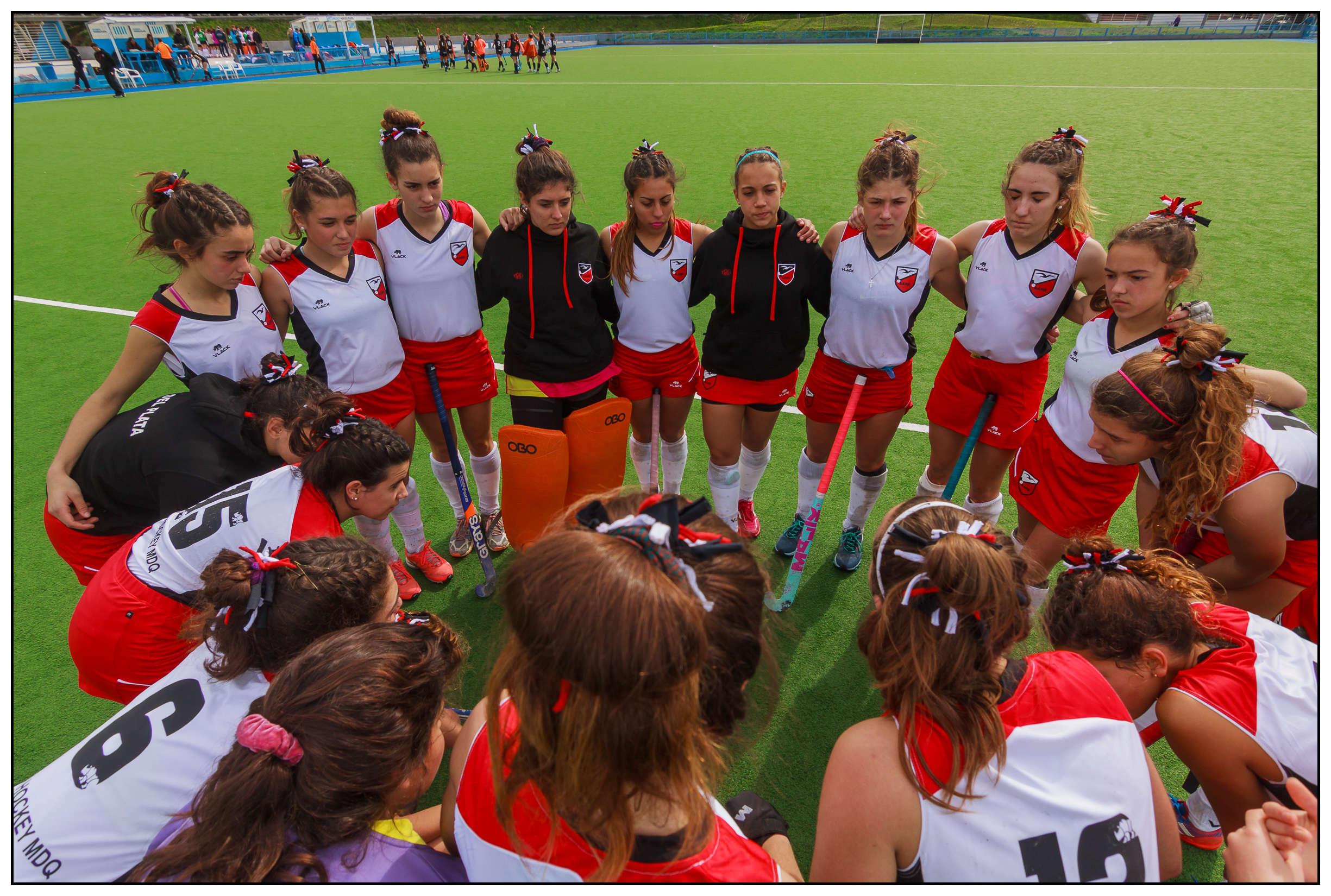 """La Selección Sub-16 """"B"""" de Mar del Plata jugará el Regional. (Foto: Diego Landi)"""