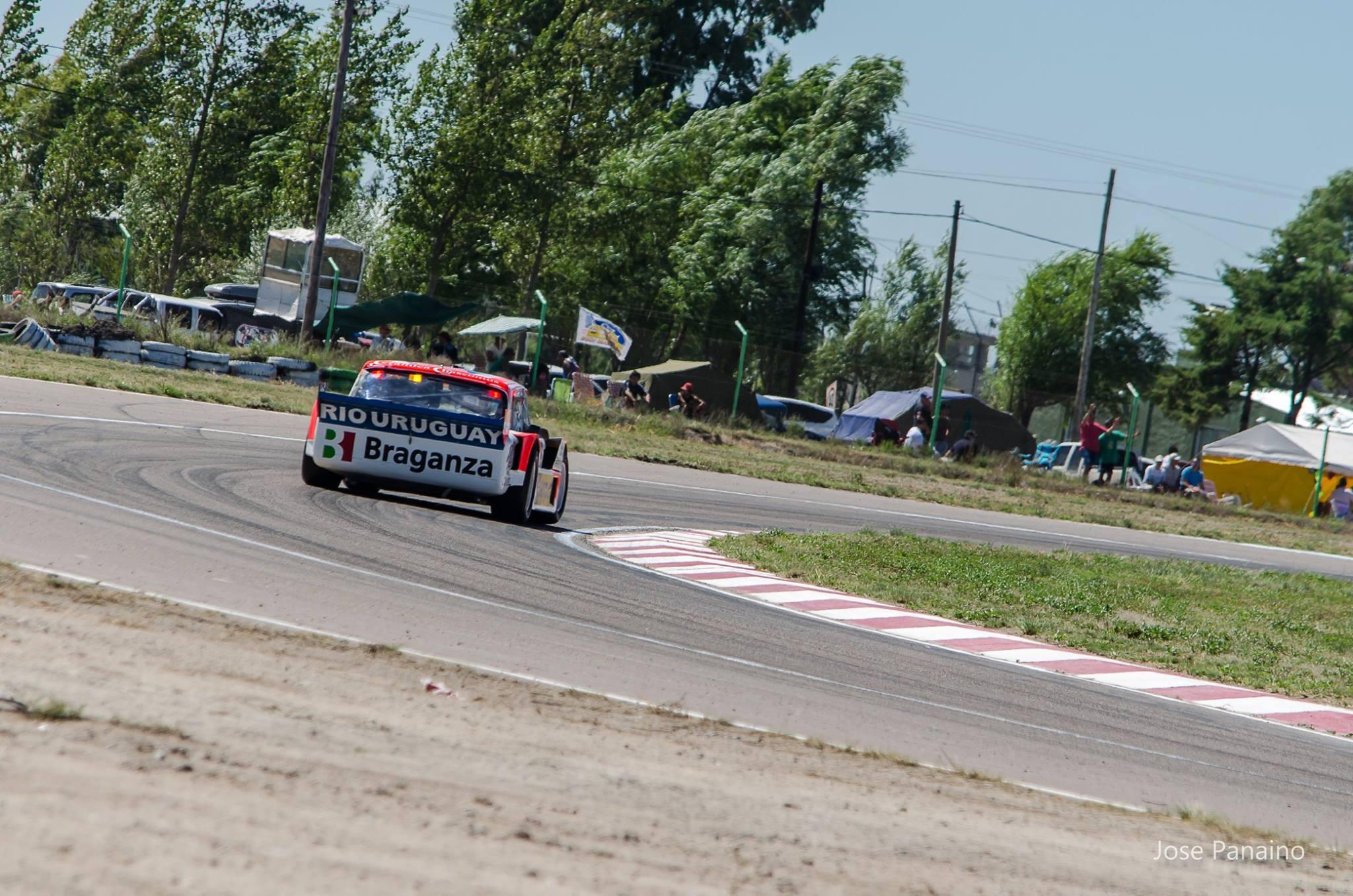 Lionel Ugalde ha tenido una buena tarea en Paraná.