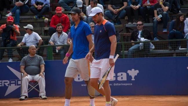Horacio Zeballos y Julio Peralta pasaron a semifinales.