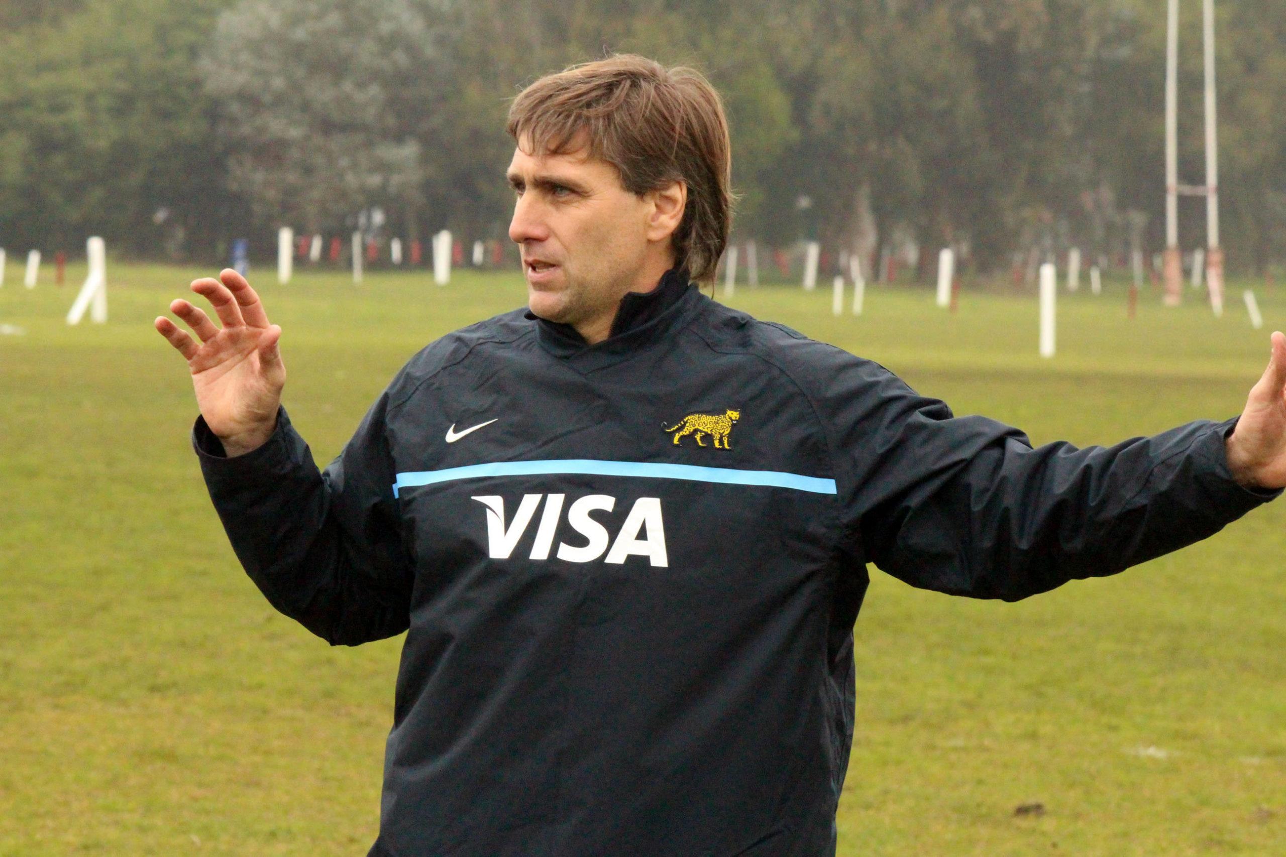 Daniel Villén será uno de los entrenadores de la Selección Mayor de la URMDP. (Foto: Prensa URMDP)