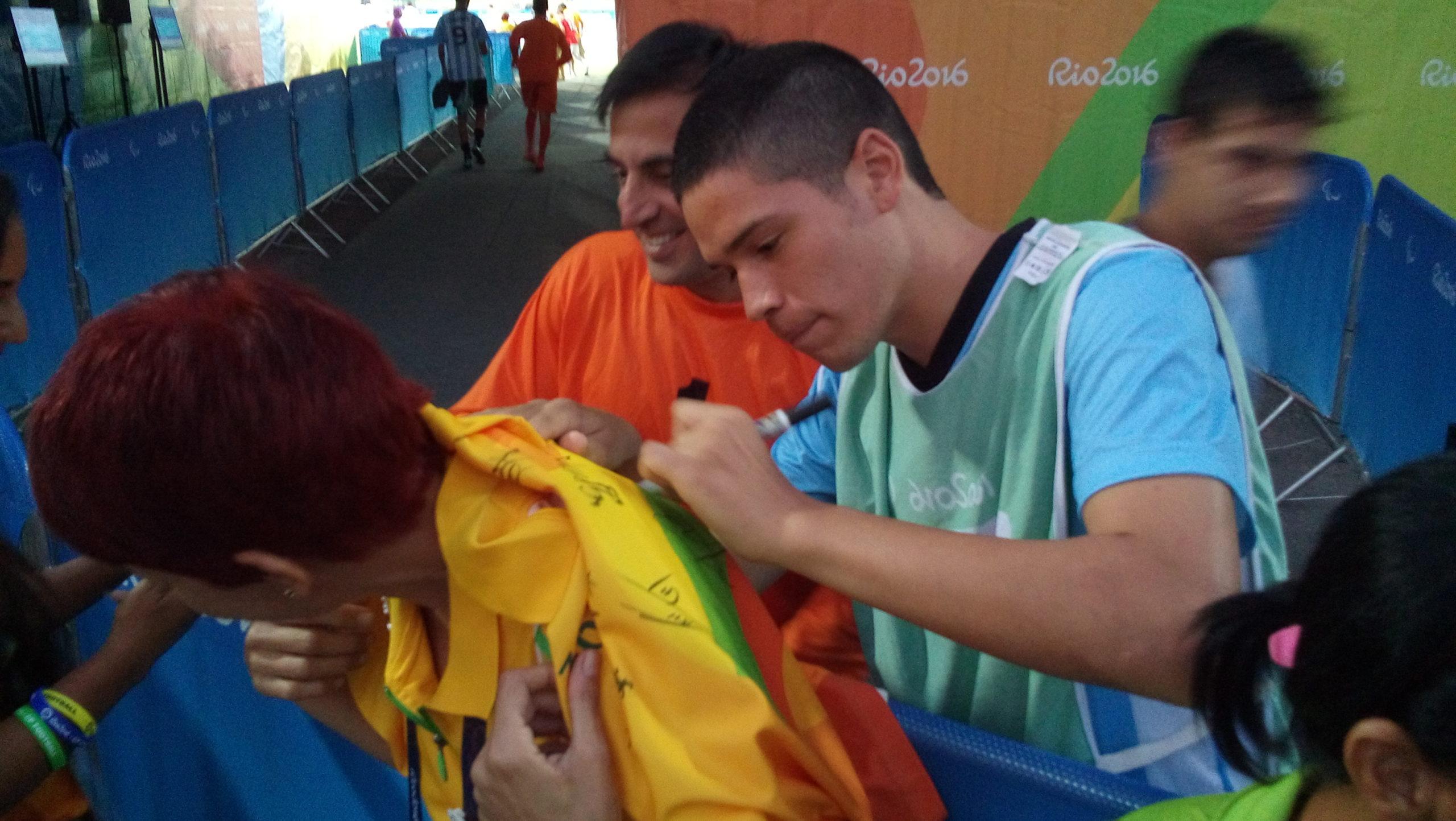 La Selección Argentina terminó en el sexto puesto.