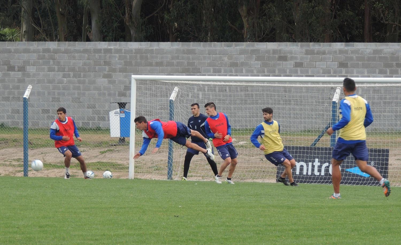 El equipo de Mar del Plata ultima detalles para el debut.