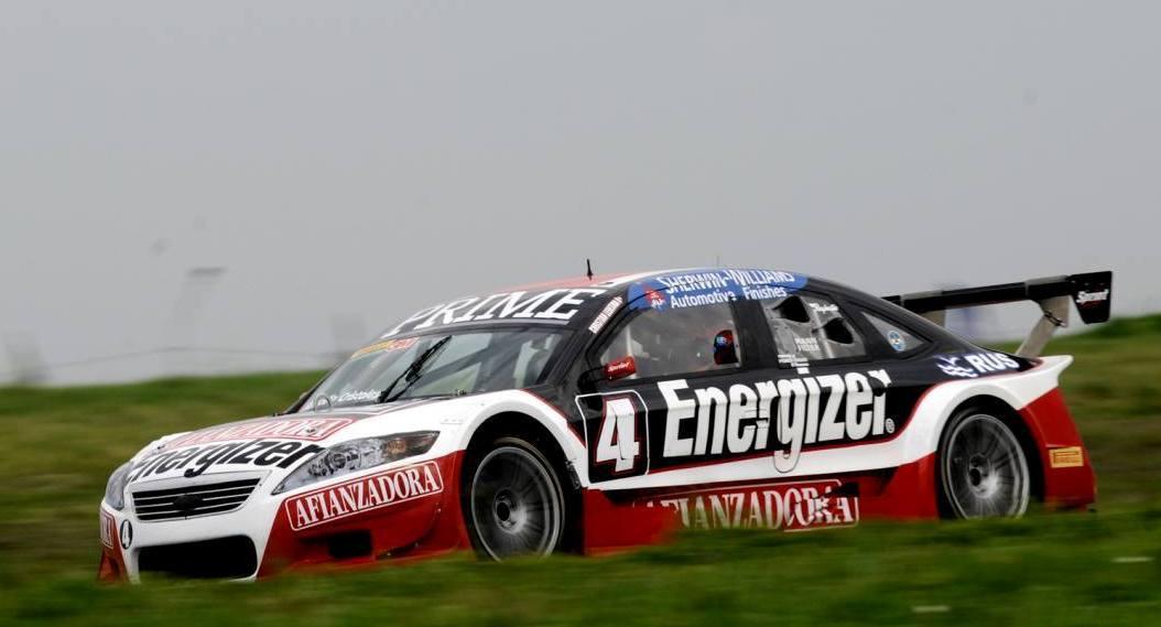 Christian Ledesam en Concepción del Uruguay. (Foto: Top Race)