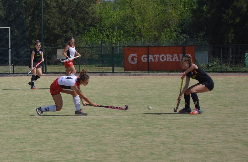 Mar del Plata y Bahía Blanca se midieron en primer turno. (Foto: Asociación Bahiense de Hockey)