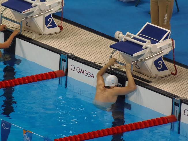 Matías De Andrade consiguió un diploma olímpico en Río.