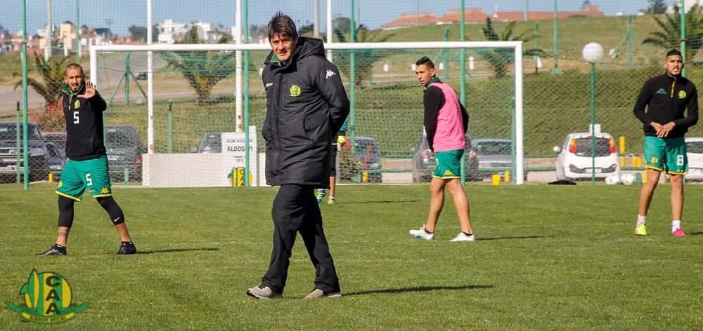 Fernando Quiroz no definió el equipo aún. (Foto: Sergio Biale - Club Aldosivi)