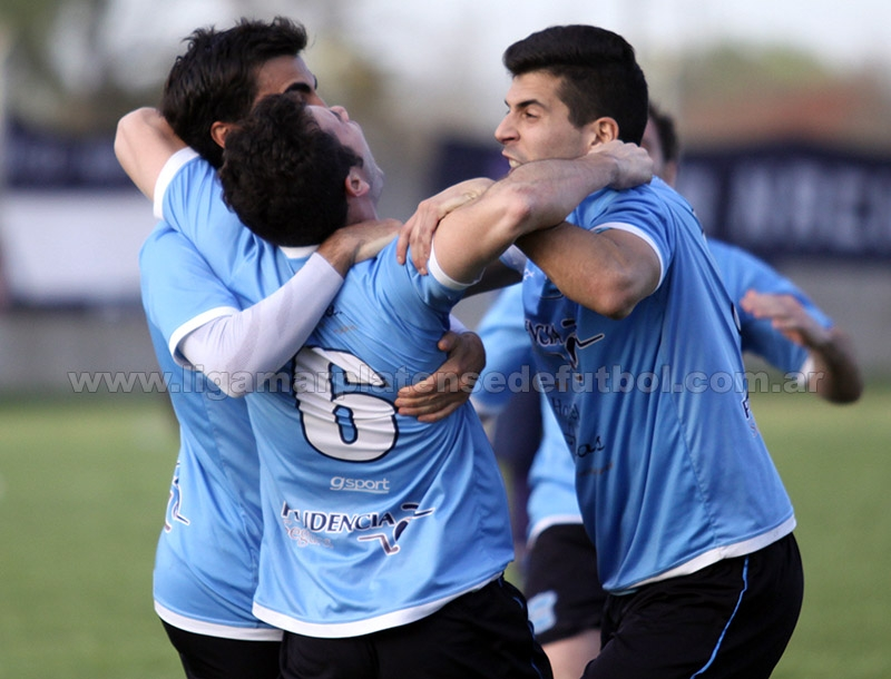 San Isidro pudo meterse en la final del Apertura. (Foto: Diego Berrutti)