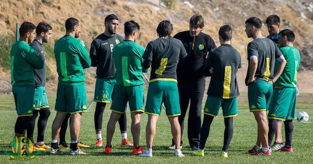 Aldosivi prepara el cotejo del próximo sábado ante Talleres. (Foto: Sergio Biale - Club Aldosivi)