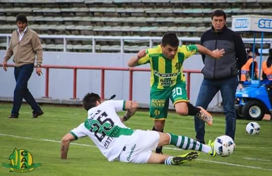 Antonio Medina hablò en Marca Deportiva Radio. (Foto: Sergio Biale - Club Aldosivi)