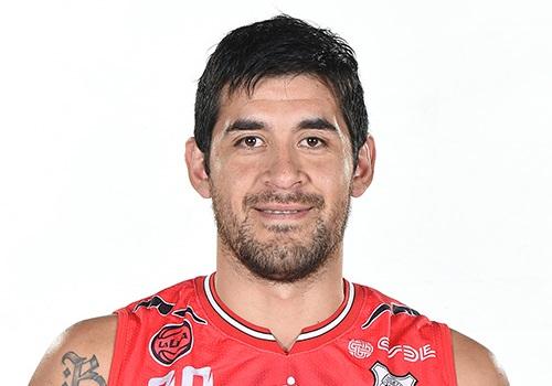 Enzo Ruiz es la flamante incorporación de Quilmes.