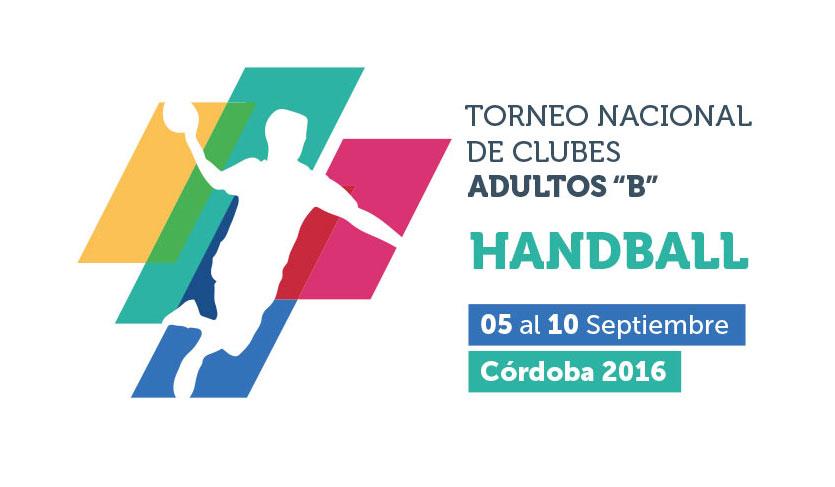 "El afiche del Torneo Nacional de Clubes ""B""."