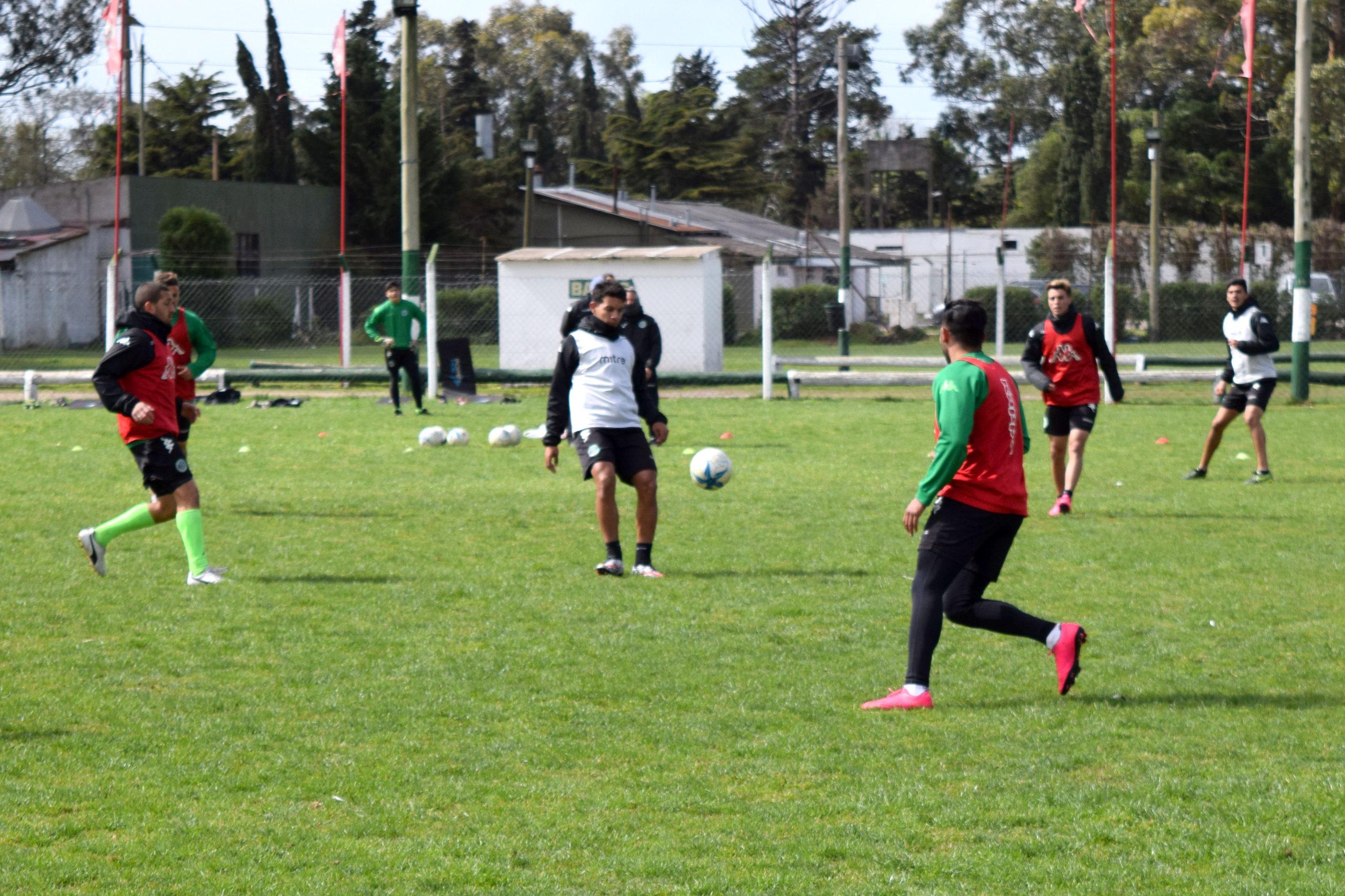 Kimberley ya piensa en el compromiso ante Círculo Deportivo.