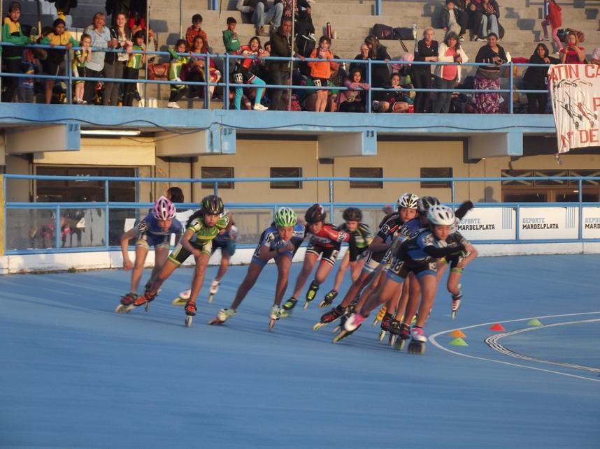 La Liga Nacional de Patín Carrera cerró su año en Mar del Plata.