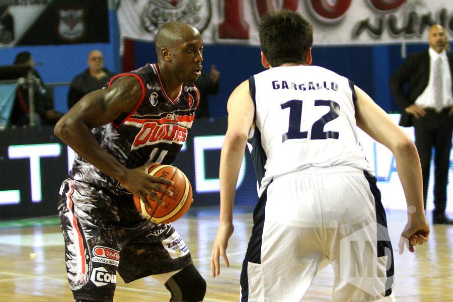 Quilmes se medirá mañana con Bahía Basket. (Foto: Carlos De Vita)