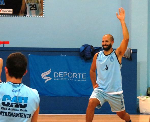 """Juan Ignacio Varas es uno de los jugadores representativos del plantel """"celeste"""". (Foto: Prensa Unión)"""