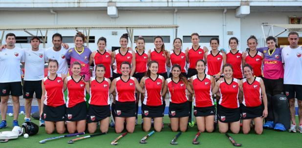 El equipo femenino de Mar del Plata finalizó cuarto.