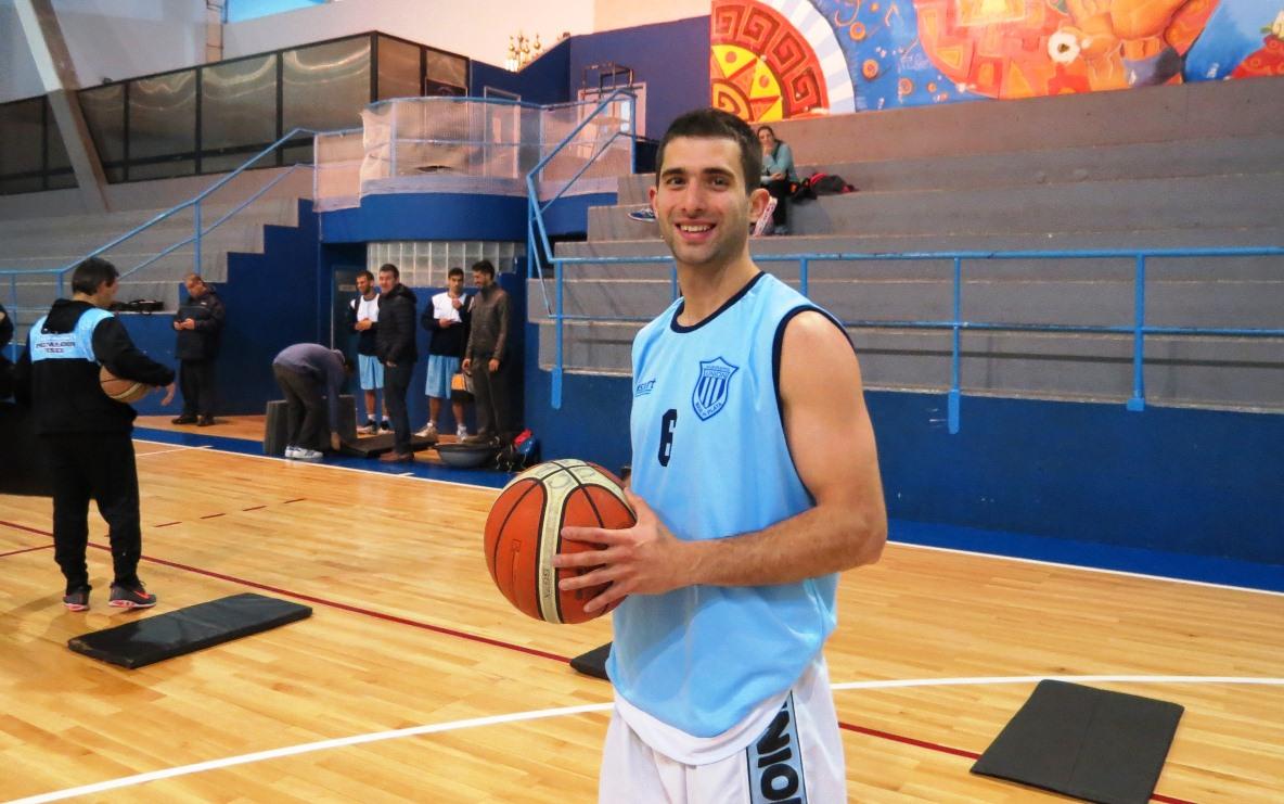 Ignacio Fernández ya piensa en el debut. (Foto: Prensa Unión)