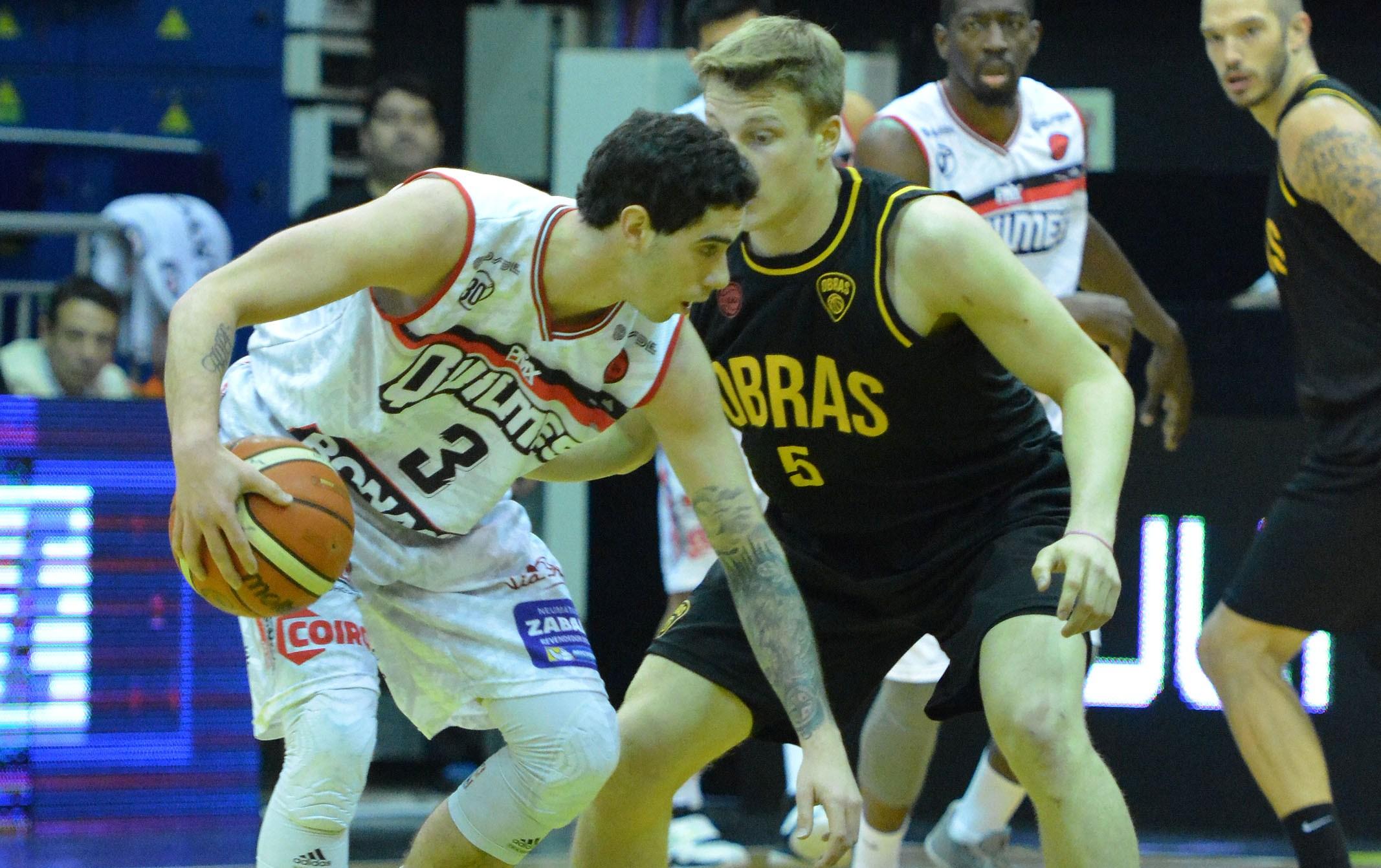Luca Vildoza anotó 29 puntos esta noche. (Foto: Laliganacional.com.ar)