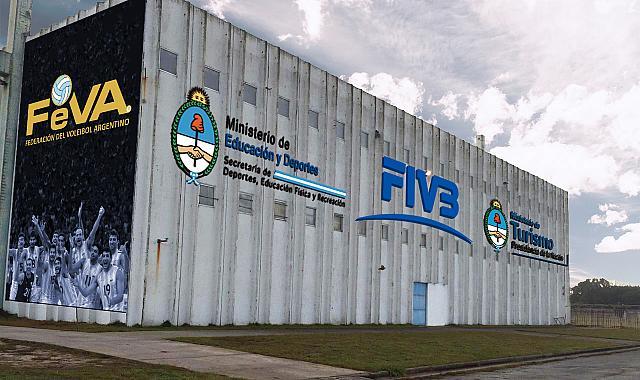 El Polideportivo de Chapadmalal podría ser un Centro de Alto Rendimiento. (Foto: Prensa AMV)