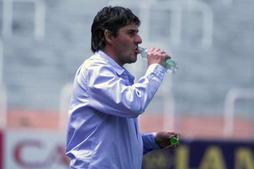 Fernando Quiroz empezará mañana los entrenamientos con Aldosivi.
