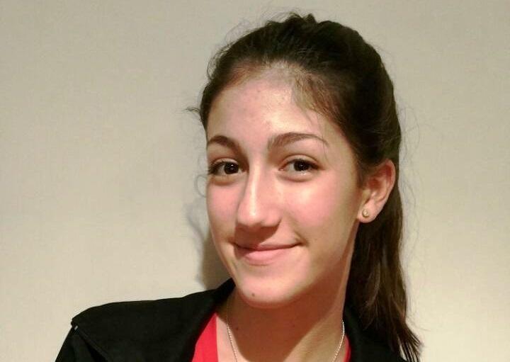 Florencia Wolkowyski convocada para la Selección Argentina Pre-Menor.