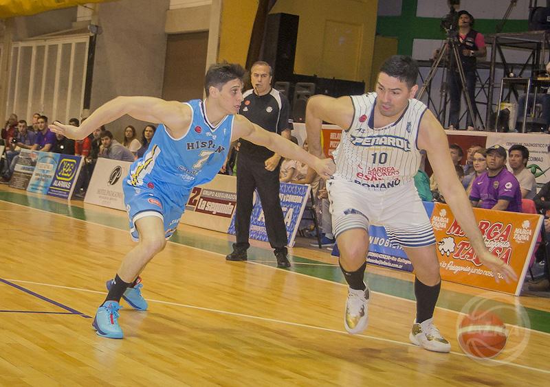 Leonardo Gutiérrez fue una de las figuras nuevamente.