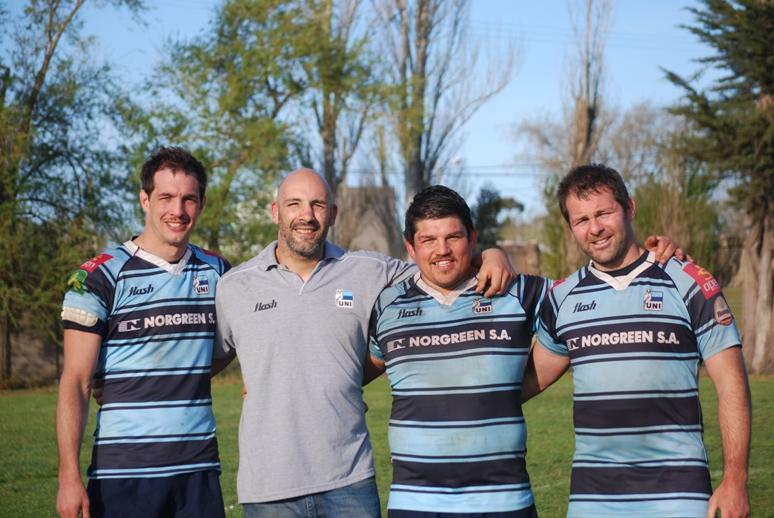 Los cuatro jugadores históricos de Universitario que se retiraron el fin de semana.
