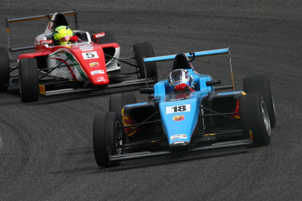 La disputa de la Fórmula 4 Italiana estará entre Siebert y Schumacher.