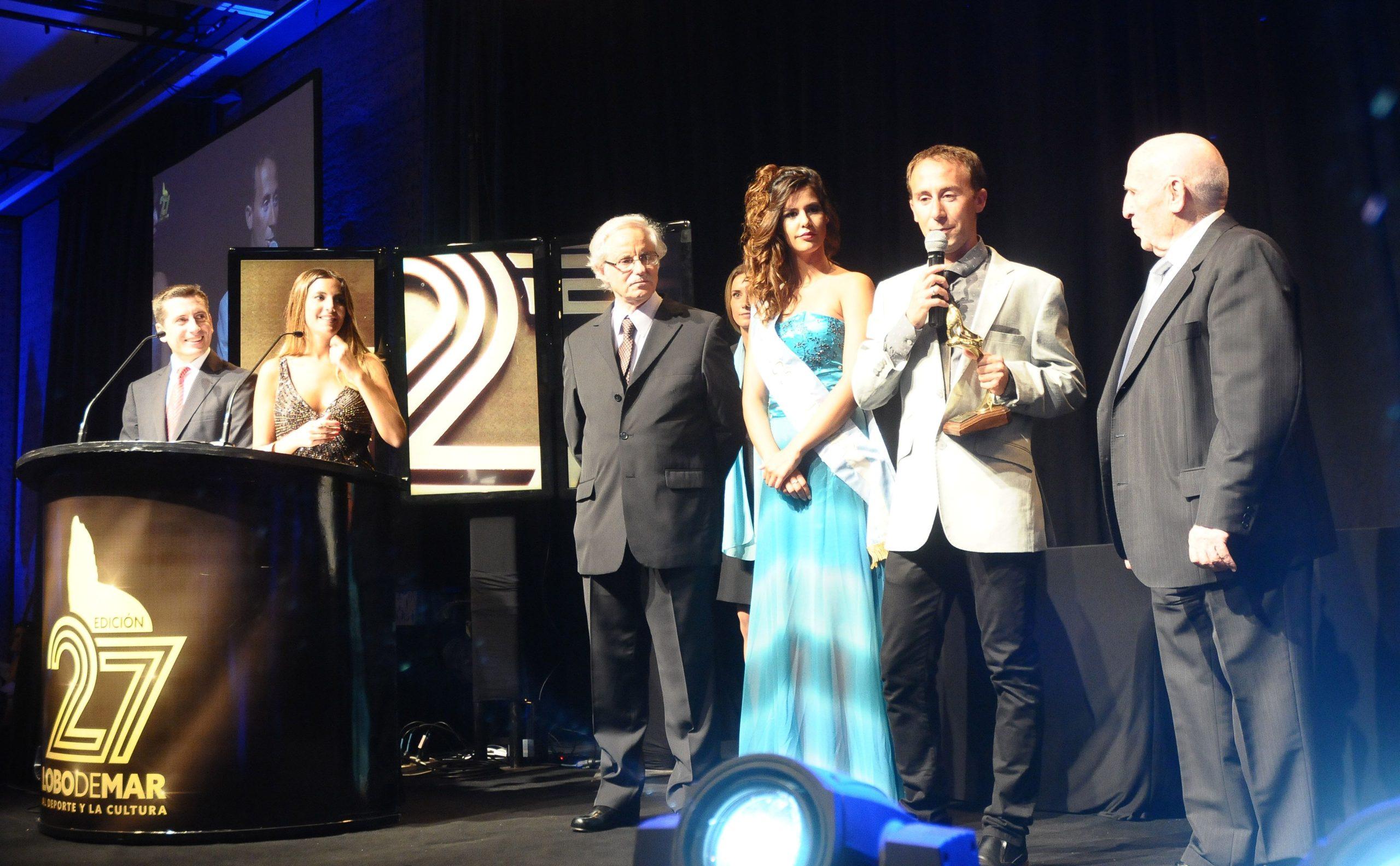 El premio Lobo de Mar volverá a entregarse el 12 de diciembre.