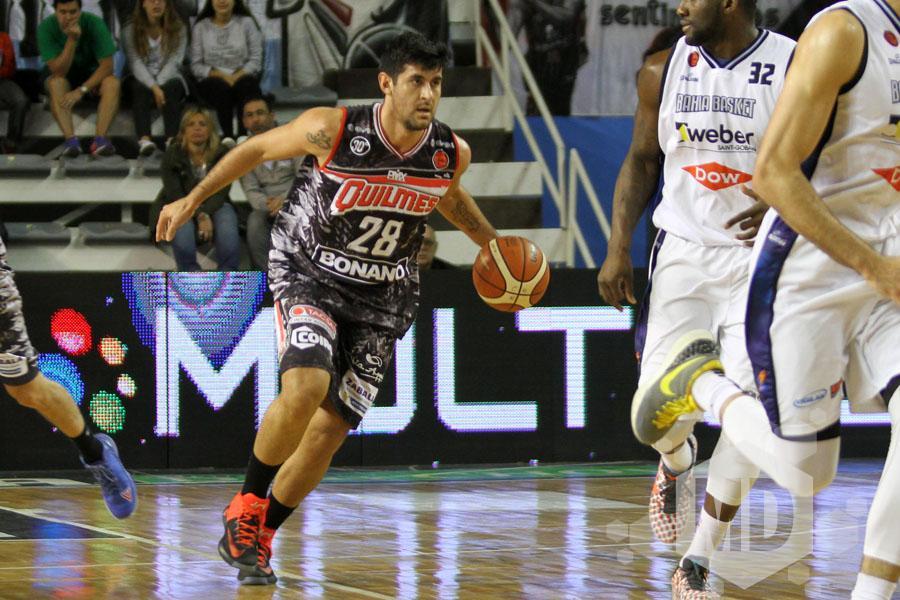 Enzo Ruiz se refirió al triunfo en Marca Deportiva. (Foto. Carlos De Vita)