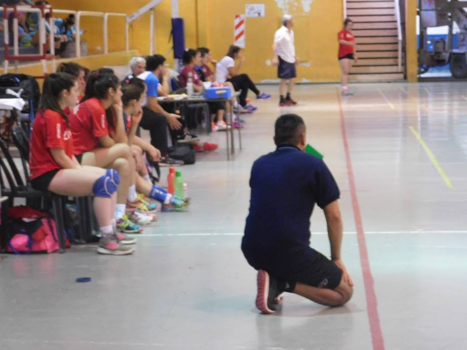 La Asociación Atlántica de Balonmano (Asabal) debutó en el Nacional Junior.