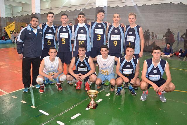 Cedetalvo ganó la Copa de Bronce.