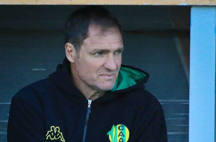 El equipo de Darío Franco no convirtió goles desde su llegada.