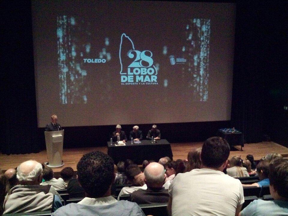 La ceremonia se realizó esta tarde en el Museo MAR. (Foto: Prensa EMDER)
