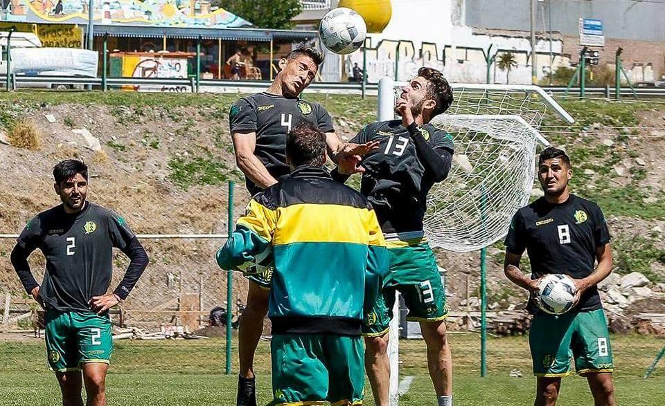 Aldosivi ultima detalles para su visita a Quilmes. (Foto: Sergio Biale - Club Aldosivi)
