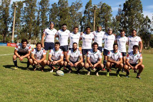 La Selección de la URMDP quedó fuera del ascenso en el Argentino. (Foto: Prensa URMDP)