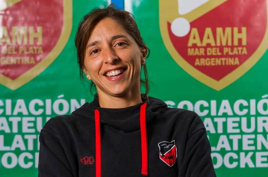 Yanina García hizo su balance del Argentino. (Foto: Diego Landi - AAMH)